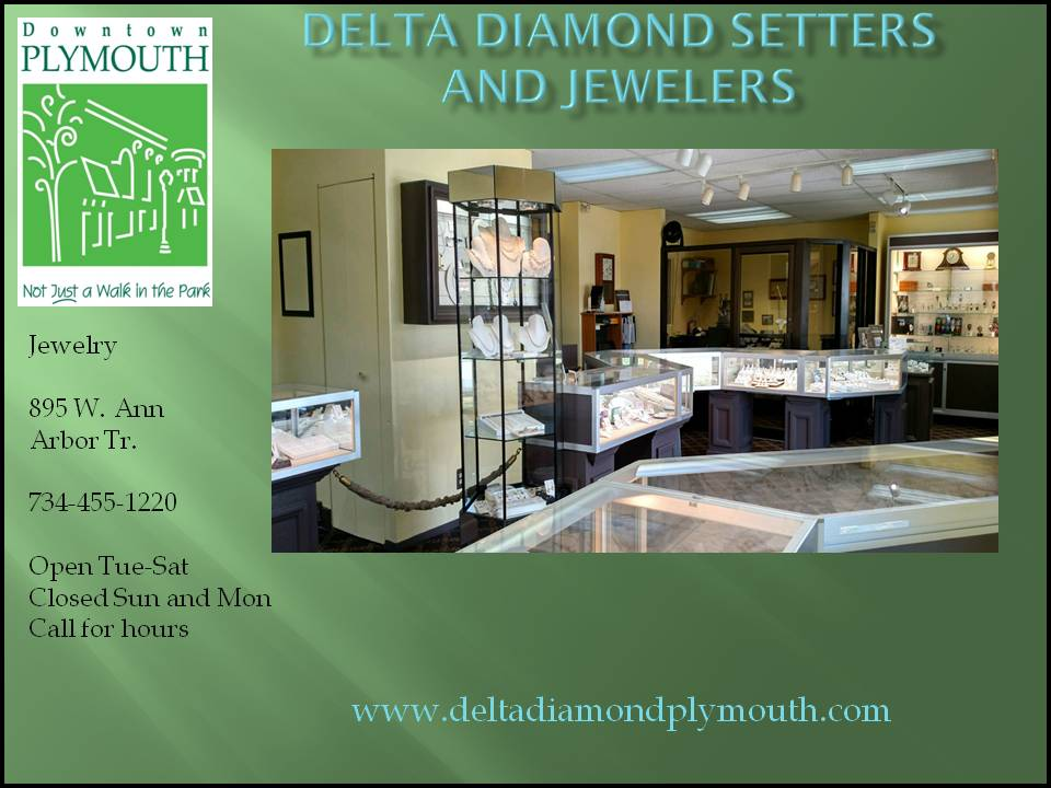delta diamond biz card