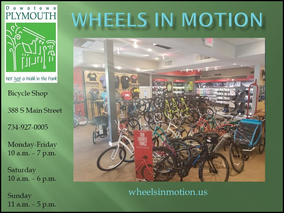wheels in motion web