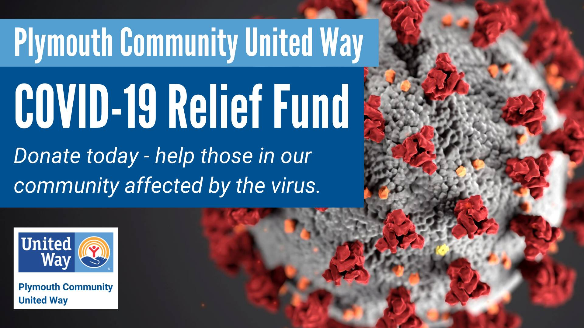 PCUW relief fund