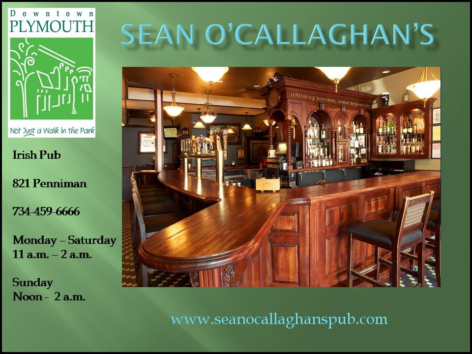 Sean O'Callaghan's
