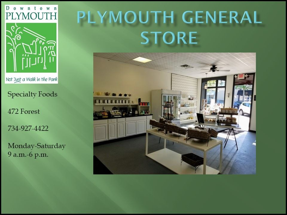 plymouth general store web